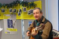 FREDMAN sorgte für das musikalische Begleitprogramm