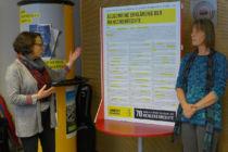 Frau Maltz-Schwarzfischer betonte die Bedeutung der Allgemeinen Erklärung der Menschenrechte