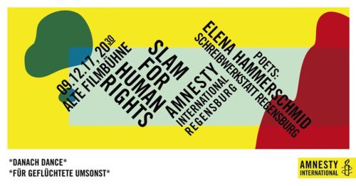Slam For Human Rights 2017